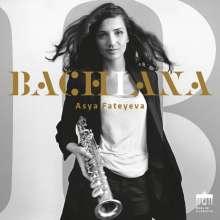 Asya Fateyeva - Bachiana, CD