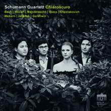 Schumann Quartett - Chiaroscuro, CD