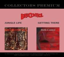 Birth Control: Jungle Life / Getting There, 2 CDs
