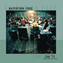 Agitation Free: Live '74, LP
