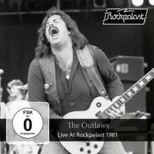 The Outlaws (Southern Rock): Live At Rockpalast 1981, 1 CD und 1 DVD