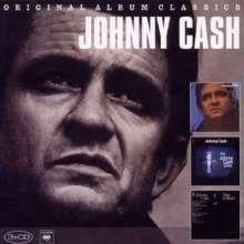 Johnny Cash: Original Album Classics Vol.2, 3 CDs