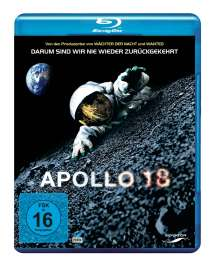 Apollo 18 (Blu-ray), Blu-ray Disc