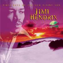 Jimi Hendrix: First Rays Of The New Rising Sun, CD
