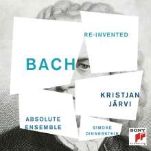 Simone Dinnerstein - Bach Re-invented, CD