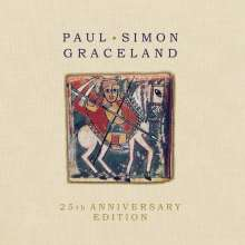 Paul Simon (geb. 1941): Graceland (25th Anniversary Edition), 2 CDs