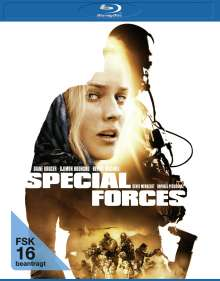 Special Forces (Blu-ray), Blu-ray Disc