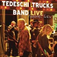 Tedeschi Trucks Band: Everybody's Talkin' (Live), 2 CDs