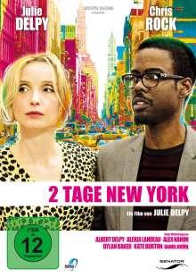 2 Tage New York, DVD