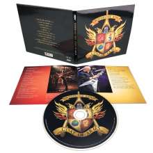 Wishbone Ash: Coat Of Arms, CD