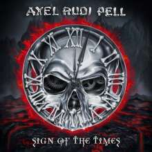 Axel Rudi Pell: Sign Of The Times, CD
