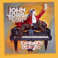 John Diva & The Rockets Of Love: American Amadeus, CD