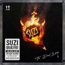 Suzi Quatro: The Devil In Me, CD