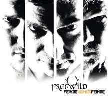 Frei.Wild: Feinde deiner Feinde (Special Edition CD + DVD), 1 CD und 1 DVD