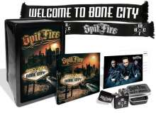 SpitFire (Rock'n'Roll): Welcome To Bone City (Limited Numbered Fan-Box), CD