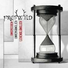 Frei.Wild: Unvergessen, unvergänglich, lebenslänglich, Maxi-CD