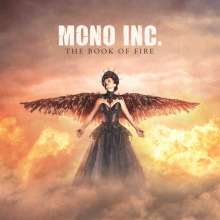 Mono Inc.: The Book Of Fire (Earbook), 4 CDs