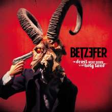 Betzefer: The Devil Went Down To The Holy Land (Limited Edition) (Colored Vinyl), 1 LP und 1 CD