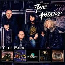 Fair Warning: The Box, 5 CDs