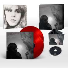 Klaus Schulze: Silhouettes (Limited-Edition-Box) (Translucent Red Vinyl), 2 LPs und 1 CD