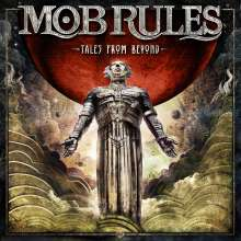 Mob Rules: Tales From Beyond (180g) (Limited Edition) (White Vinyl), 2 LPs und 1 CD