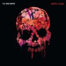 The Dead Daisies: Revolución (180g) (Limited Edition) (Clear Red Vinyl), 1 LP und 1 CD