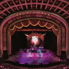 The Outlaws (Southern Rock): Legacy Live (Limited Edition) (Red W/ White Streaks Vinyl), 3 LPs