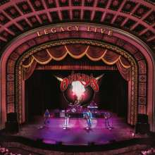 The Outlaws (Southern Rock): Legacy Live, 2 CDs