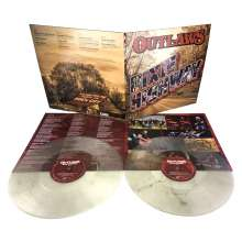The Outlaws (Southern Rock): Dixie Highway (Colored Vinyl), 2 LPs