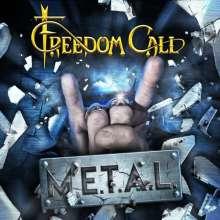 Freedom Call: M.E.T.A.L., CD