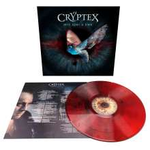 Cryptex: Once Upon A Time (Red Translucent & Black Marbled Vinyl), LP