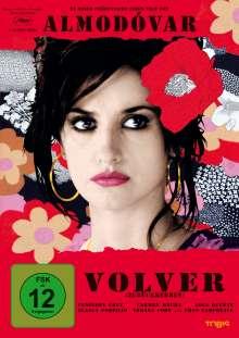 Volver, DVD
