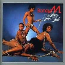 Boney M.: Love For Sale, CD