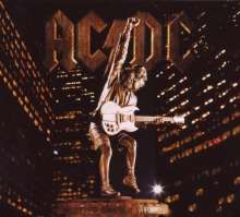 AC/DC: Stiff Upper Lip, CD