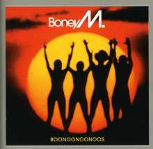 Boney M.: Boonoonoonoos, CD