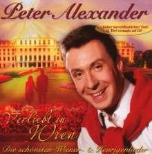 Peter Alexander (1926-2011): Verliebt in Wien - Die schönsten Wiener- und Heurigenlieder, 2 CDs