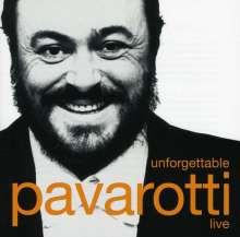 Luciano Pavarotti - Unforgettable Live, 2 CDs
