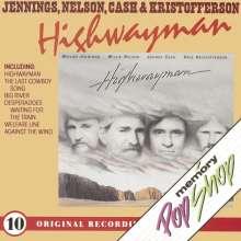 The Highwaymen (Waylon Jennings, Willie Nelson, Johnny Cash & Kris Kristofferson): Highwayman, CD