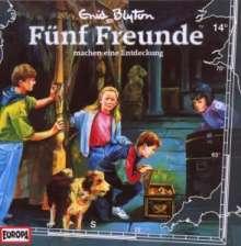 Fünf Freunde (Folge 014) machen eine Entdeckung, CD