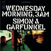 Simon & Garfunkel: Wednesday Morning 3am, CD