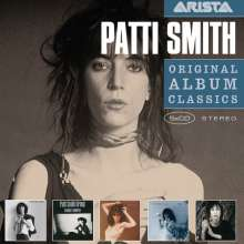 Patti Smith: Original Album Classics, 5 CDs