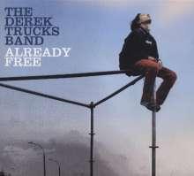 Derek Trucks: Already Free, CD
