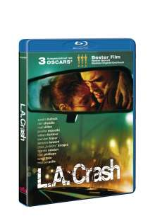 L.A. Crash (Blu-ray), Blu-ray Disc