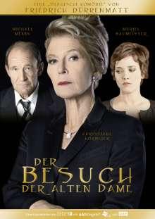 Der Besuch der alten Dame (2008), DVD