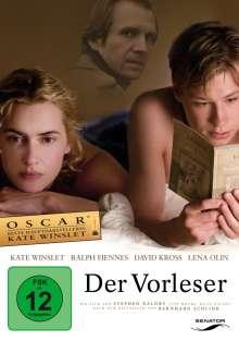 Der Vorleser, DVD