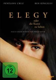 Elegy oder die Kunst zu lieben, DVD