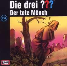 Die drei ??? (Folge 134) - Der tote Mönch, CD