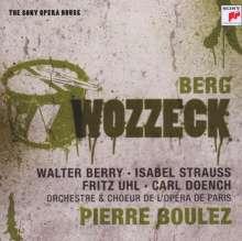 Alban Berg (1885-1935): Wozzeck, 2 CDs