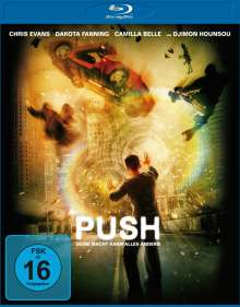 Push (Blu-ray), Blu-ray Disc
