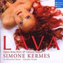 Simone Kermes - Lava (Arien aus dem Neapel des 18.Jh.), CD